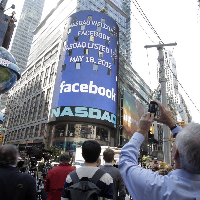 Das soziale Netzwerk will an der Börse hoch hinaus.