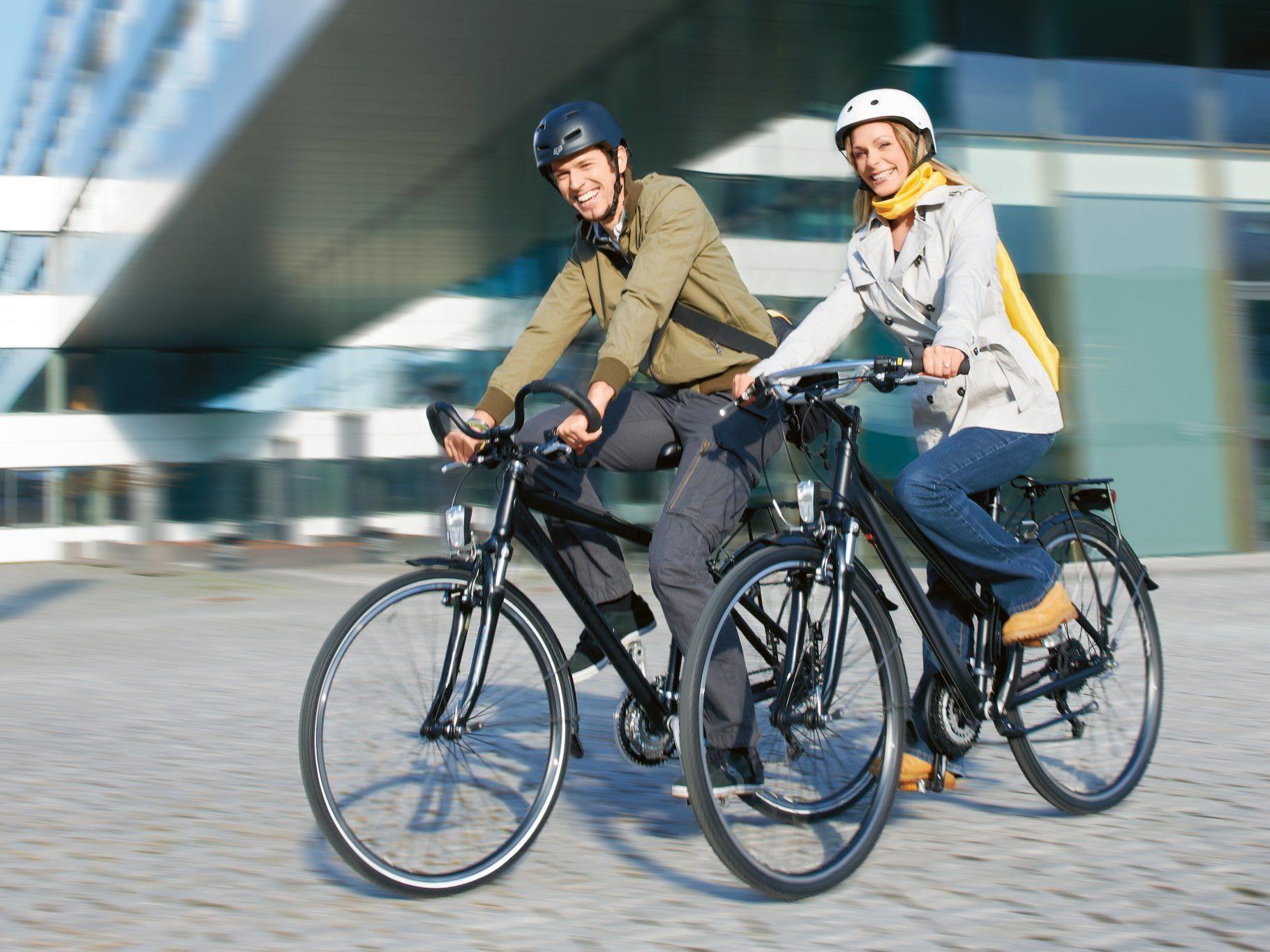 Logo Fahrradwettbewerb 2012
