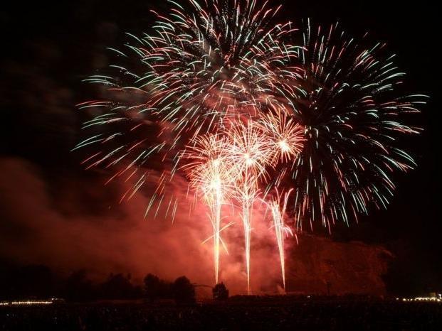 Das Felsenfeuer am 2. Juni ist abgesagt