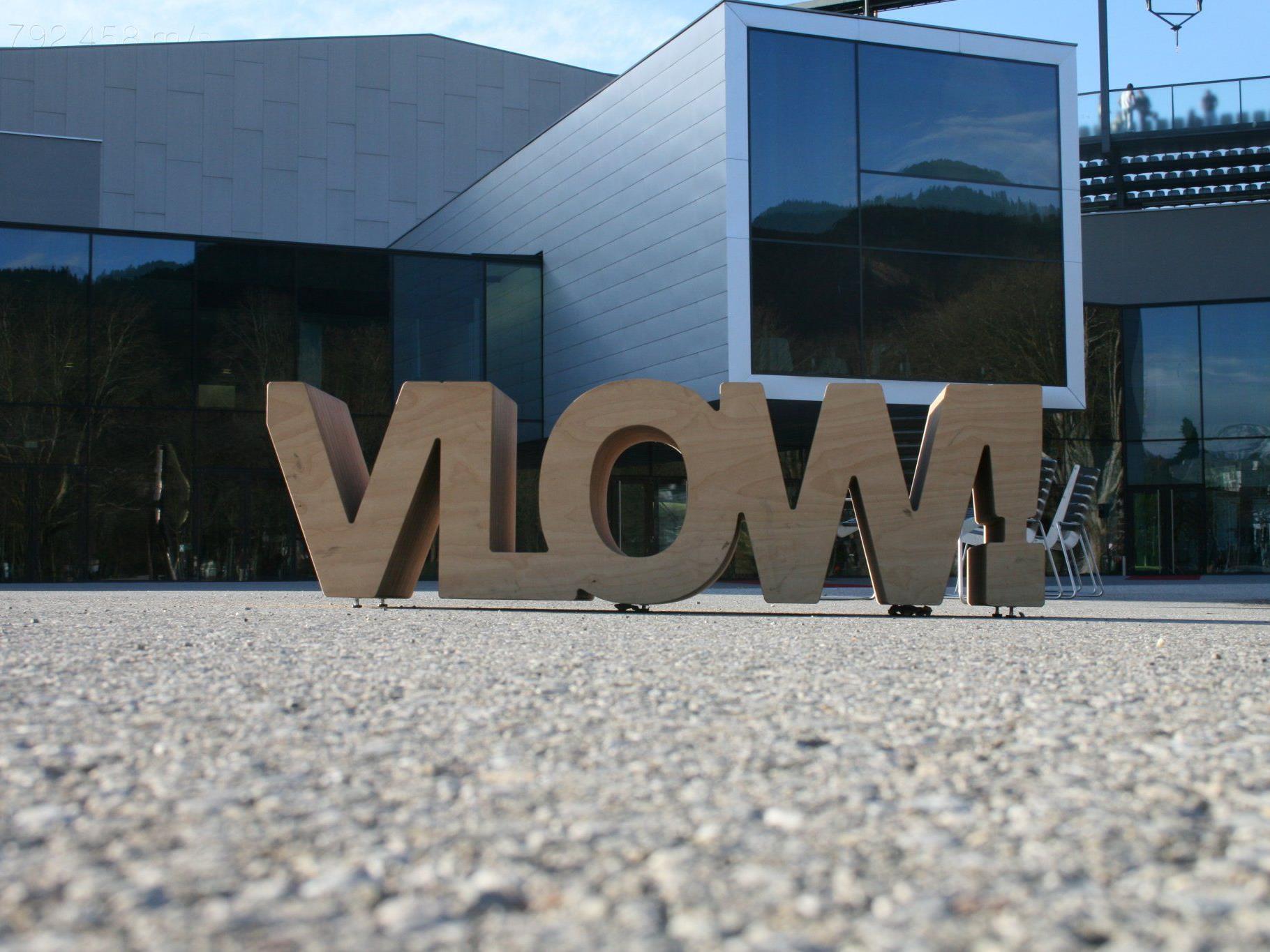 Das Festspielhaus Bregenz ist im Oktober Schauplatz des Kommunikations- und Designkongresses VLOW!12.