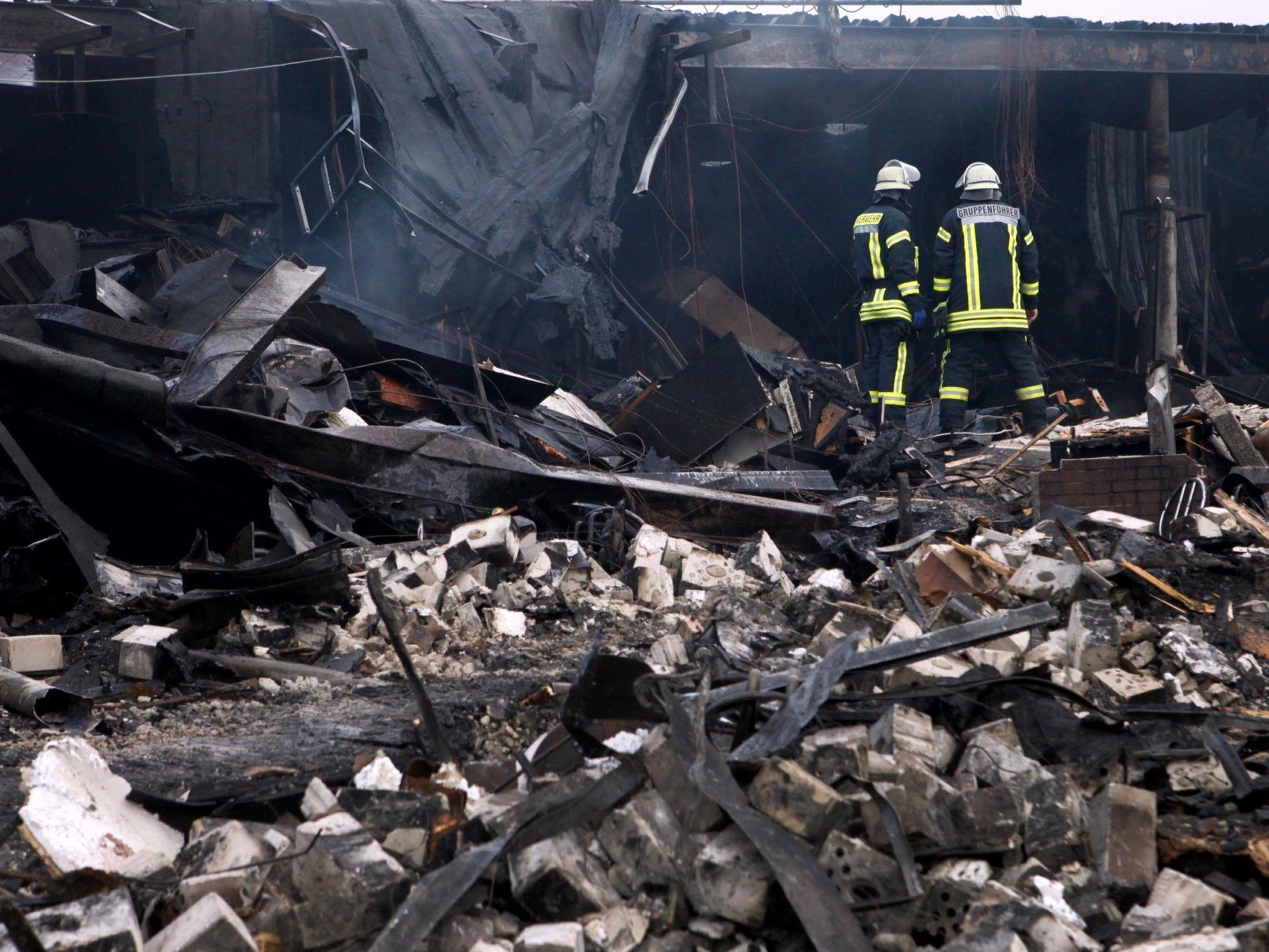 Der Brand in Metzingen forderte zwei Todesopfer