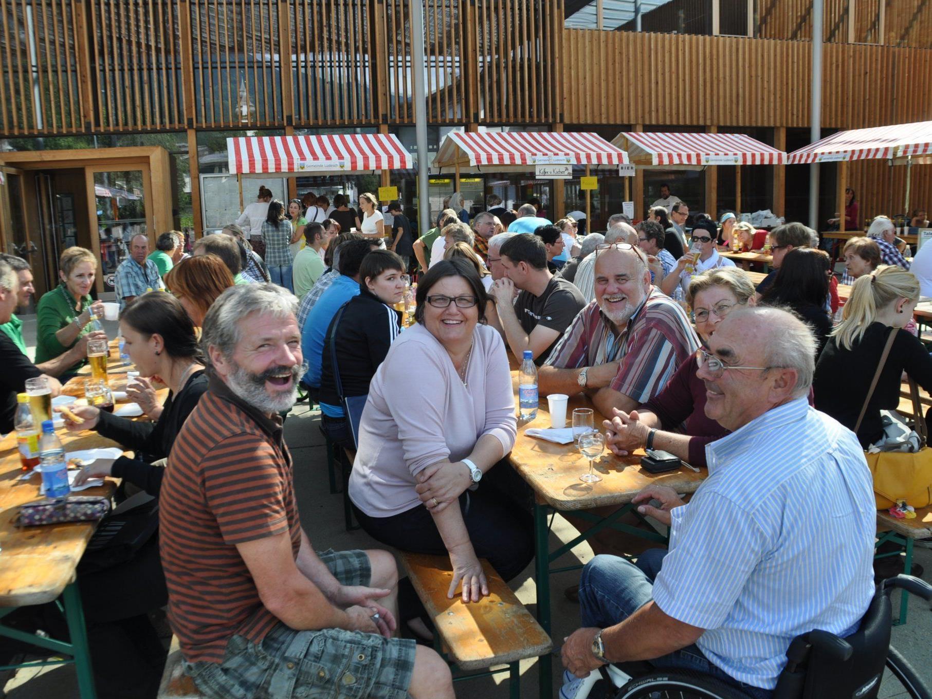 30 Jahre GKPV Ludesch, ein Grund zu feiern