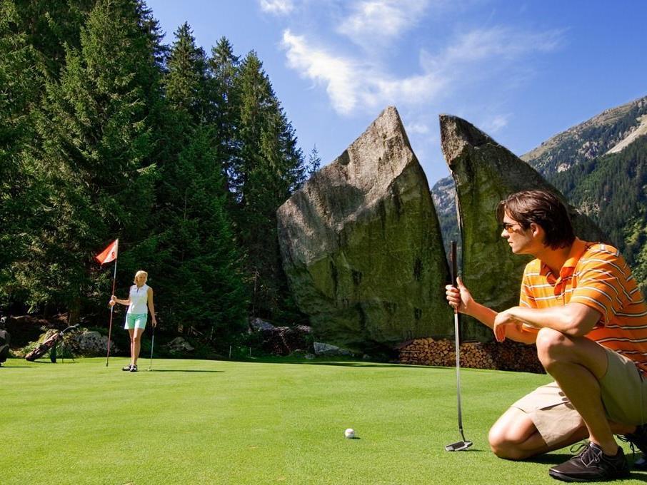 Vorarlberg hat für urlaubende Golfbegeisterte einiges zu bieten.