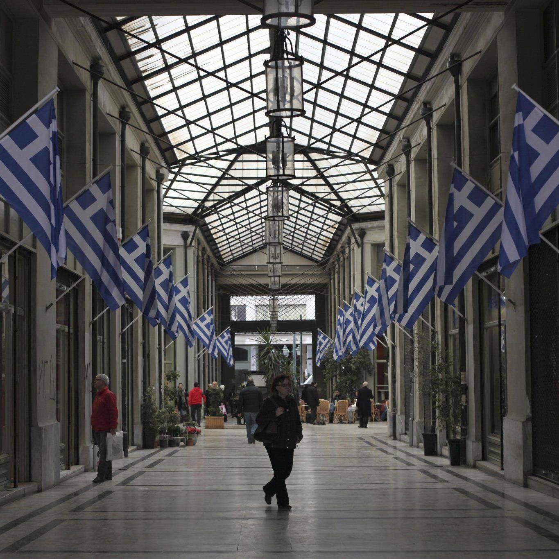 Düstere Aussichten für Hellas.