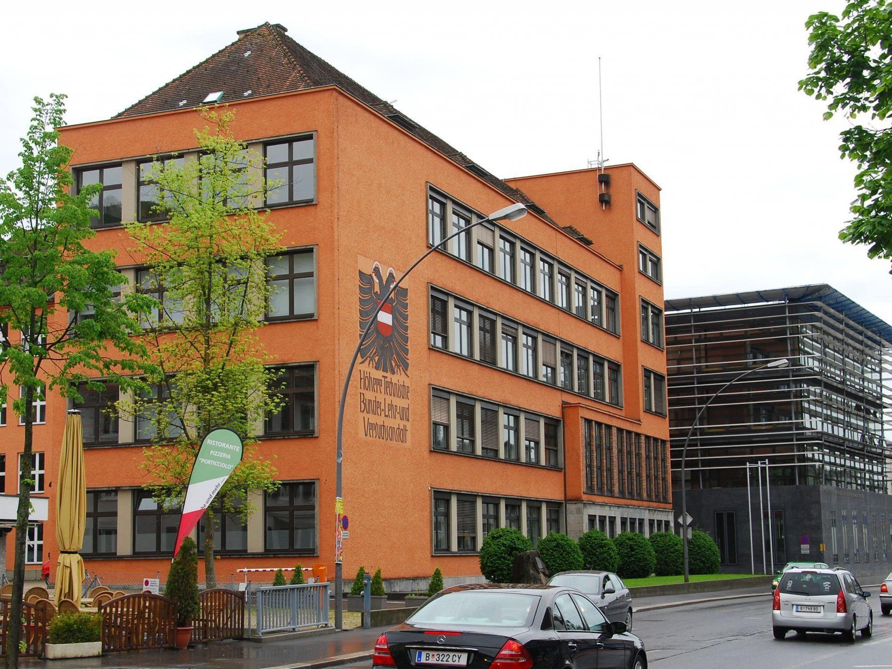 An der HTL Bregenz findet am Donnerstag ein Info-Abend statt.
