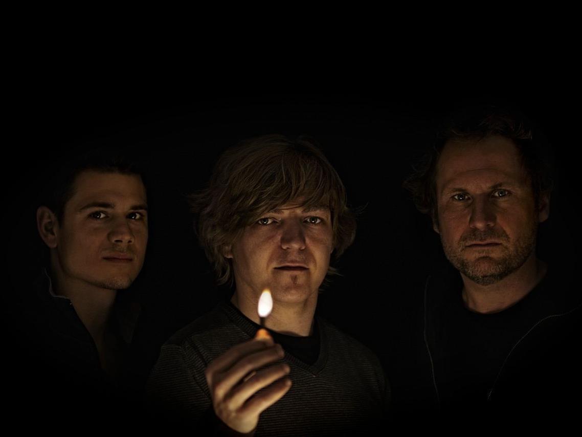 Funka hoh - mit Alex Broger, Stefan Halbeisen und Herwig Hammerl.