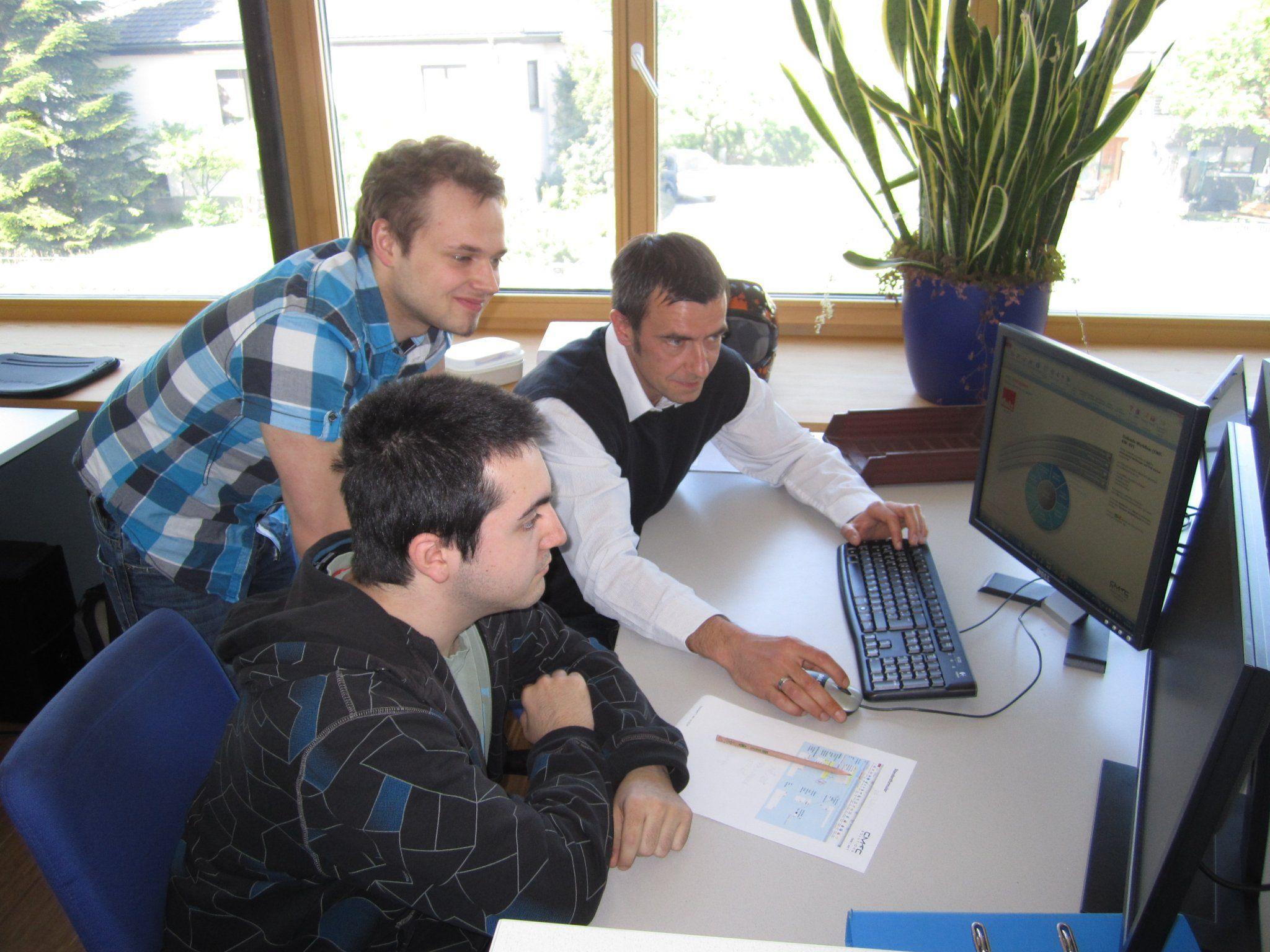Sie entwickeln Management-Systeme für verschiedenste Unternehmen