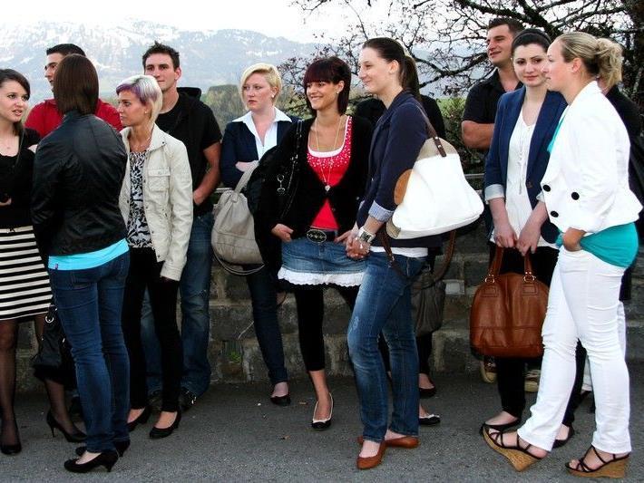 Tolle Feier für und mit den Jüngbürgern in Doren.