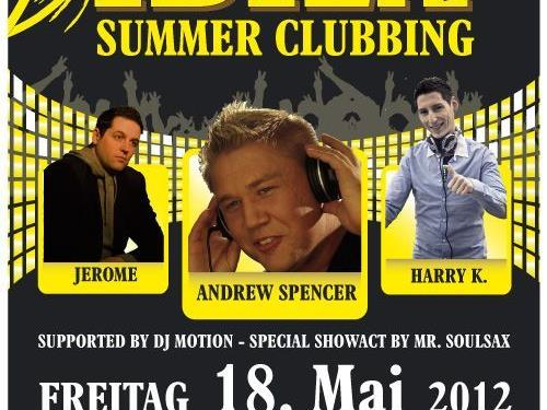 2. Ibiza Summerclubbing