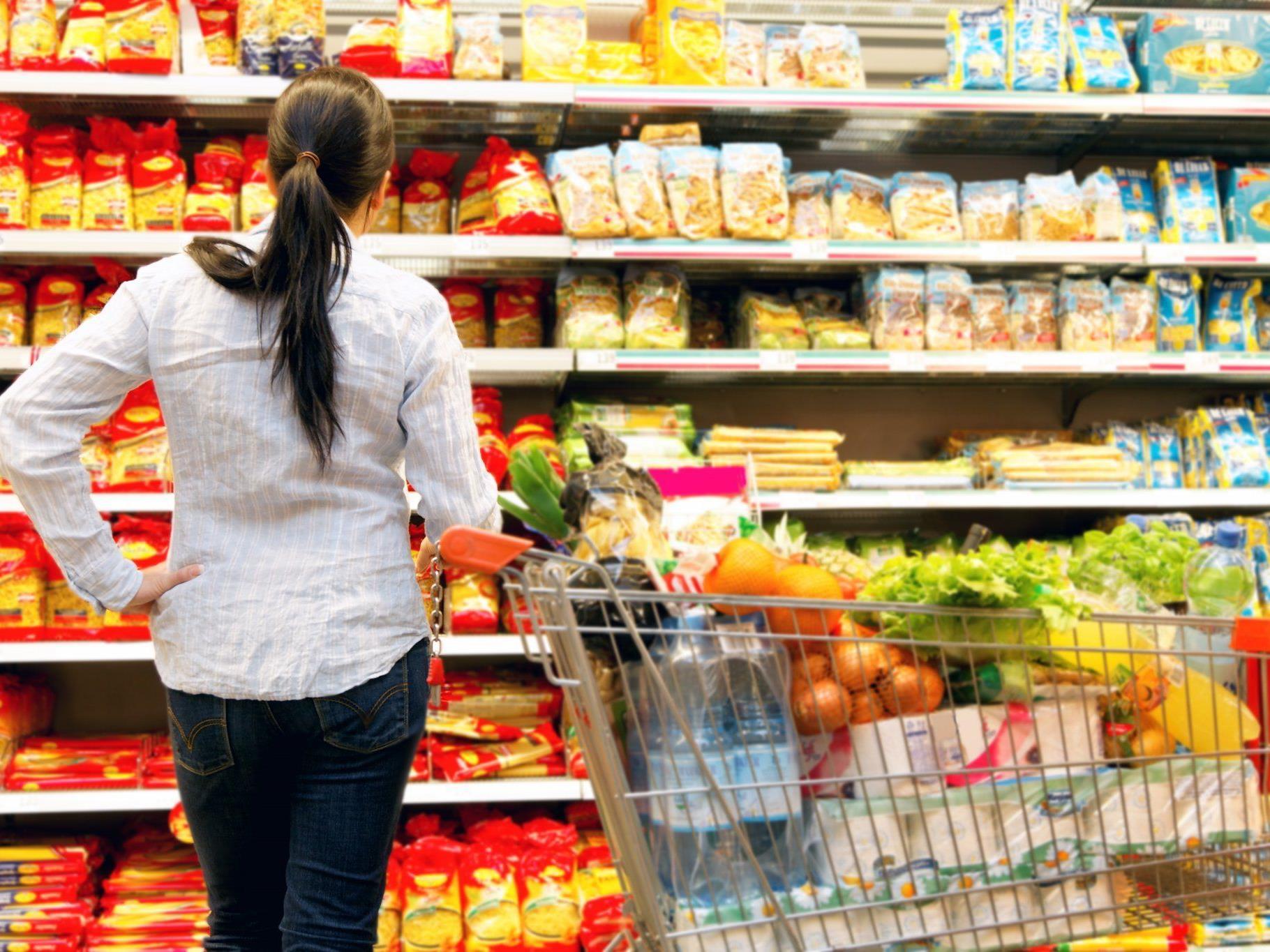 Gefühl hoher Inflation hängt laut Experte Tomaselli auch mit Kaufverhalten zusammen.