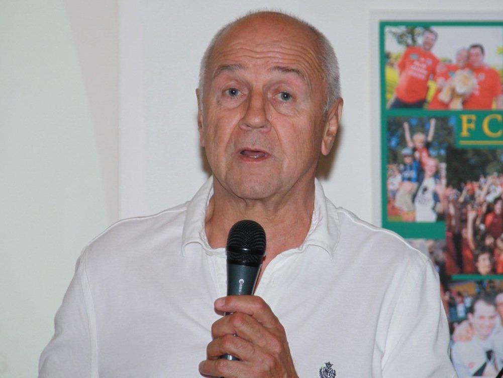 FC Mohren Dornbirn-Präsident Arnold Streitler tippt den 28. Spieltag der Regionalliga West.