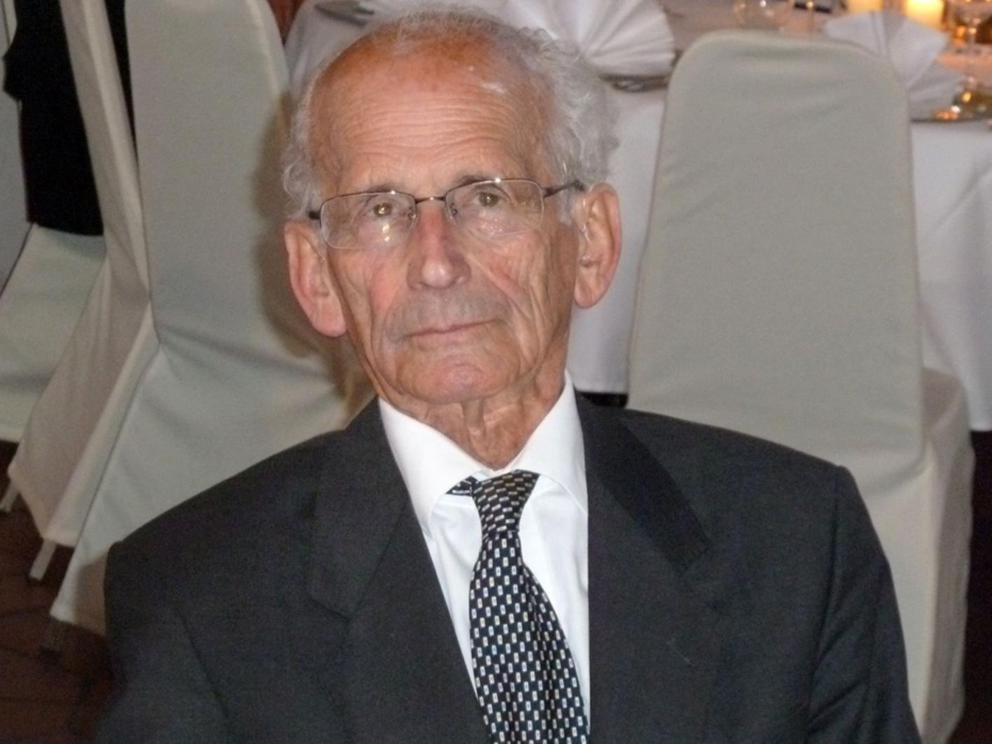 Alt-LH Dr. Herbert Kessler wurde für seine Verdienste um die Vlbg. Gesundheitspolitik ausgezeichnet.