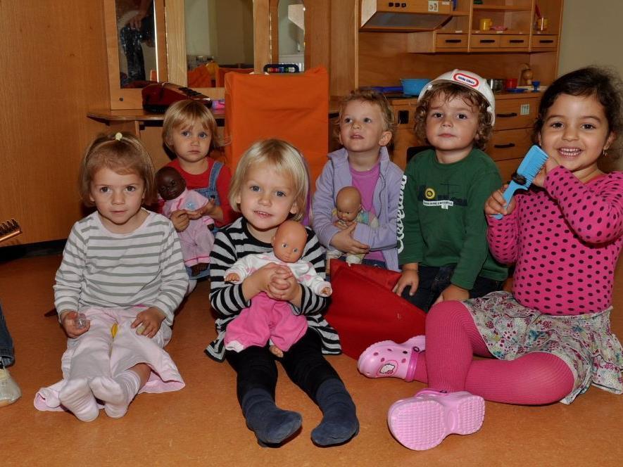 Am kommenden Samstagnachmittag wird im Kinderhaus Altach das zehnjährige Jubiläum gefeiert.