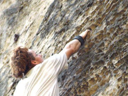 Bei einem schrecklichen Unglück am Peilstein stürzte ein Kletterer ab