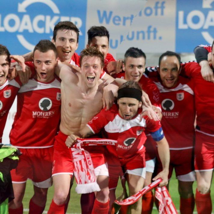 FC Mohren Dornbirn will die Krone am 6. Juni in Hohenems erfolgreich verteidigen.