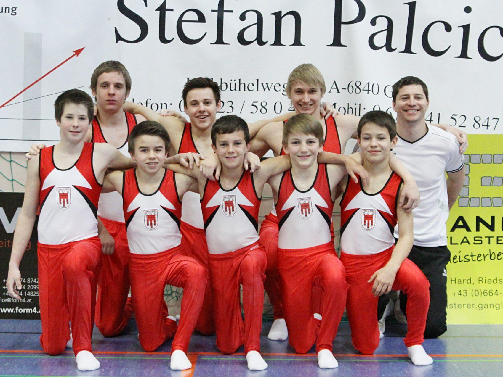 Die VTS wurde Meister der Schwäbischen Liga.