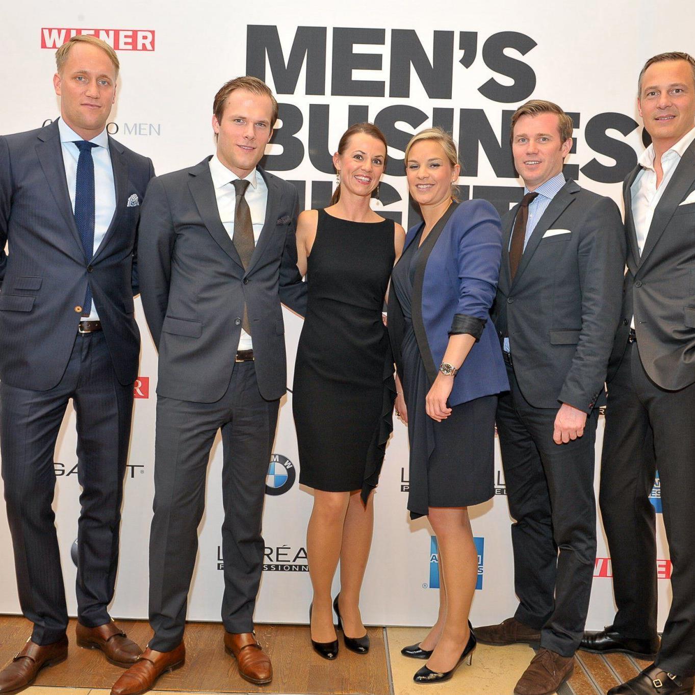 Die Peek & Cloppenburg Men's Business Night war ein voller Erfolg.