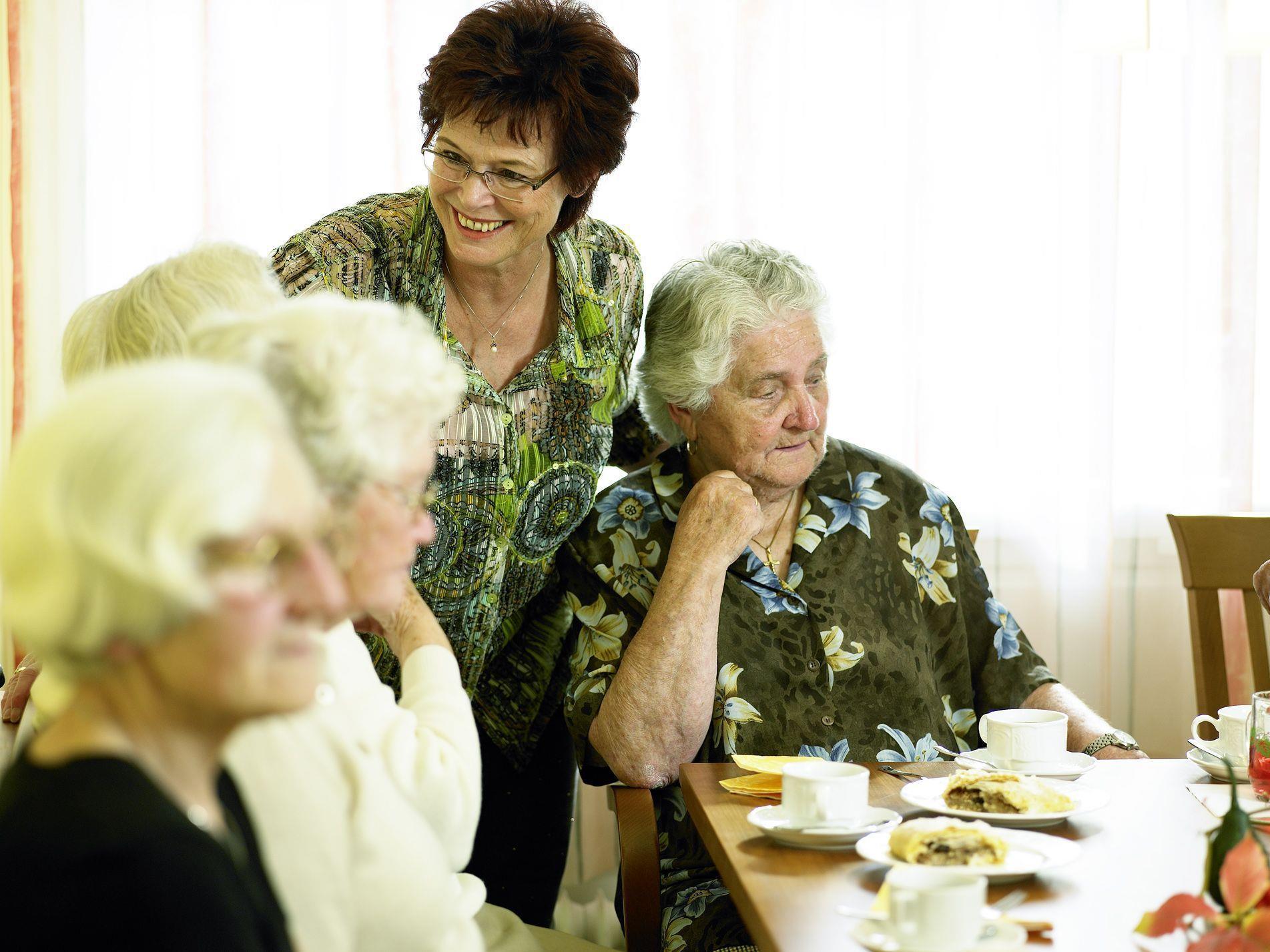 Bei zwei Veranstaltungen erhalten pflegende Angehörig Informationen und Tipps zur eigenen Gesundheitsförderung und –erhaltung.