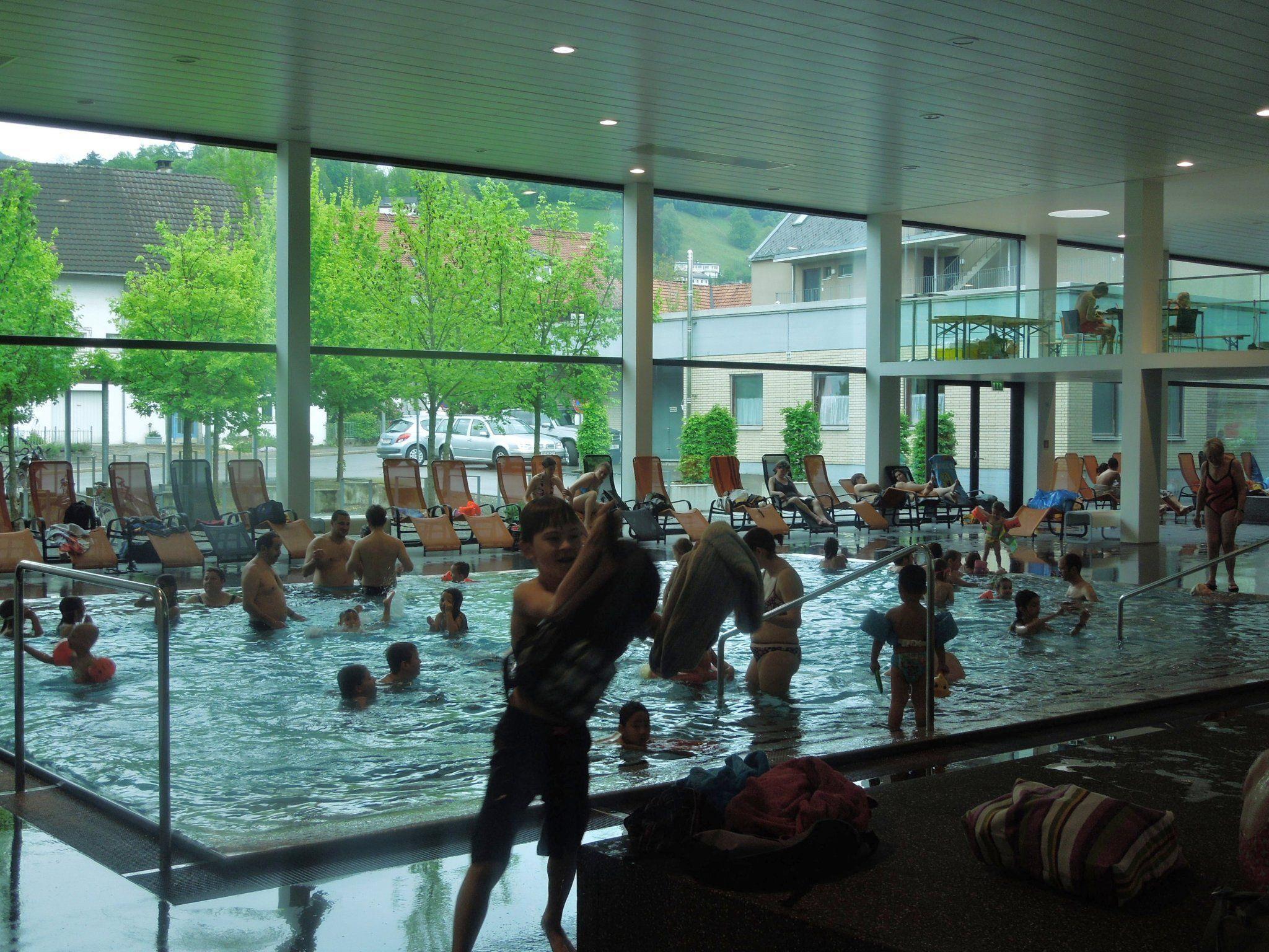 Vor allem die Raumtemperatur soll dafür verantwortlich sein, dass das Wasser im stadtbad als zu kalt empfunden wird.