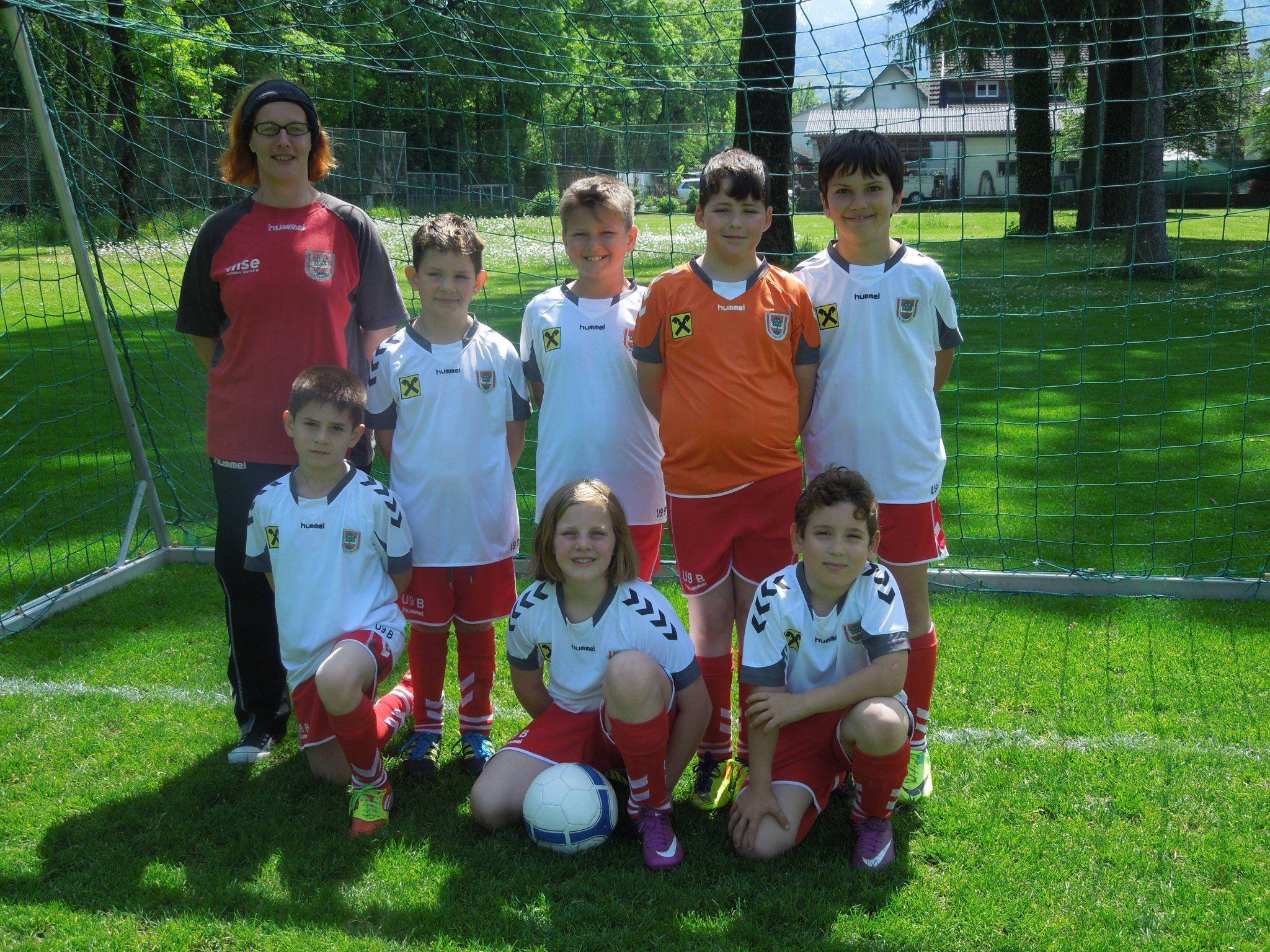 Das Team mit Caro Diem siegte auf der heimischen Birkenwiese am Wochenende gegen den FC Lustenau mit 6:4.