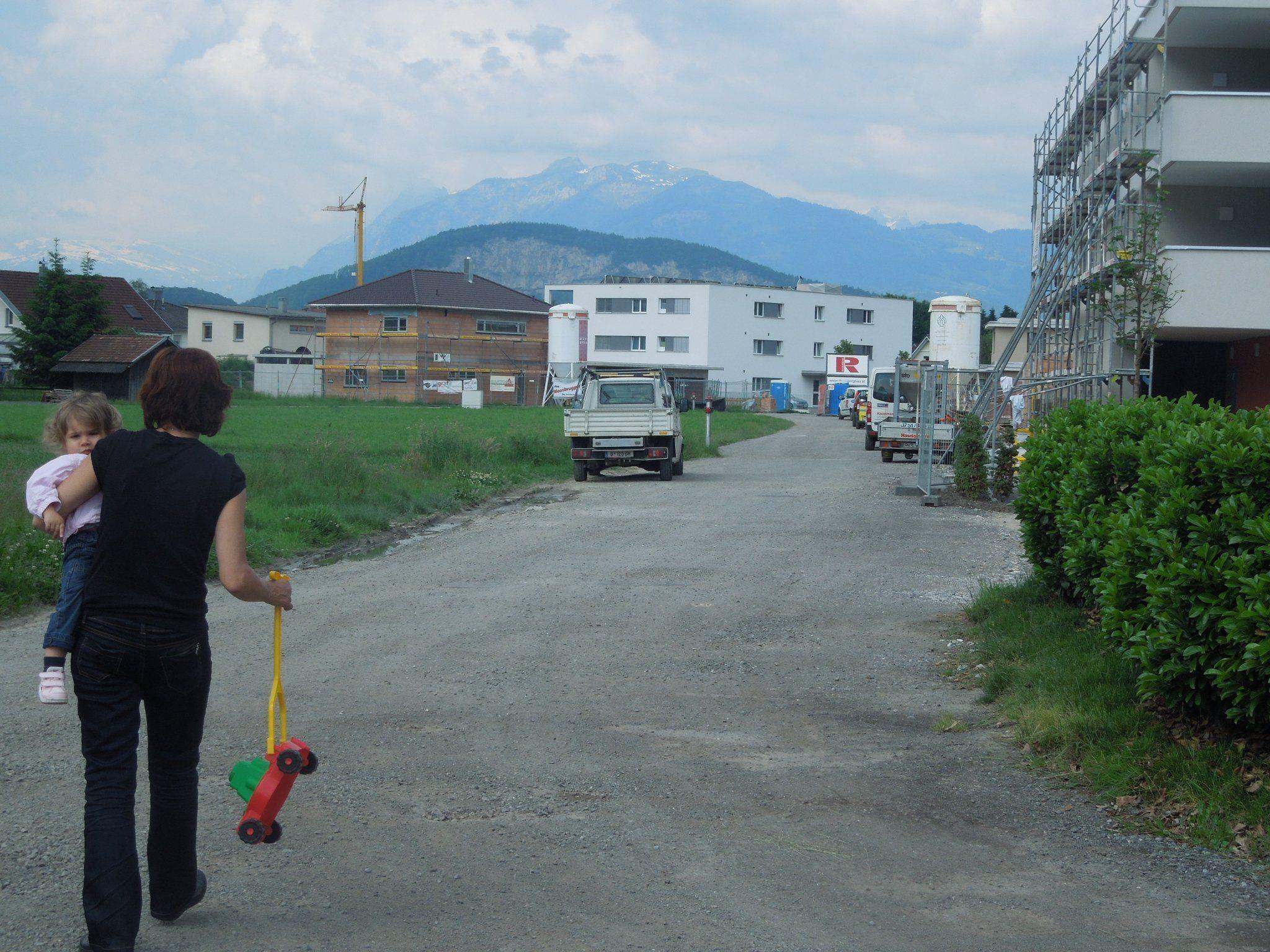 Eine Asphaltierung im Wohngebiet Witzke ist für 2015 geplant.