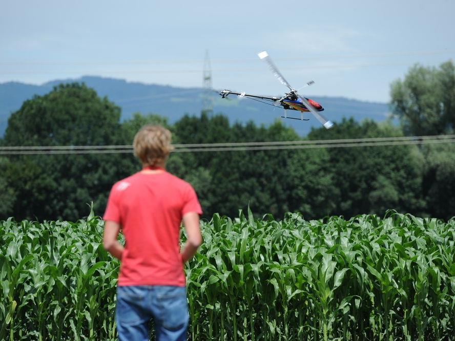 Die Jubiläumsfeier des Modellflugvereins Altach wird auf Samstag verschoben.