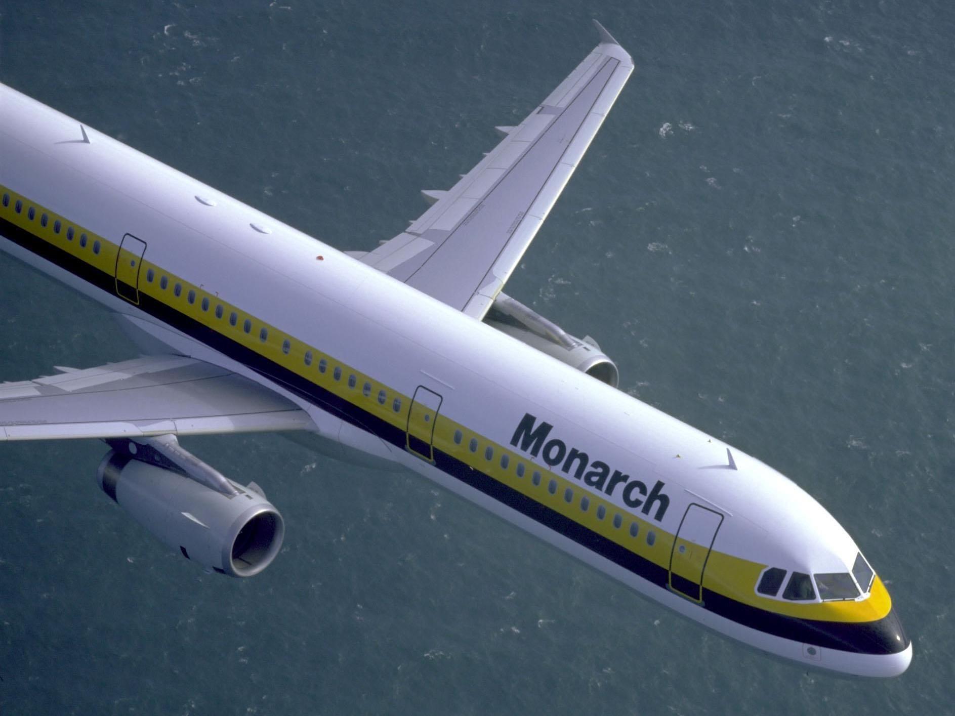 Monarch Airlines: Die Fluglinie will im Alpenraum hoch hinaus.