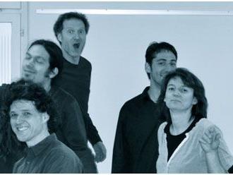"Septett ""Moving Landescape"" im Theater am Saumarkt"