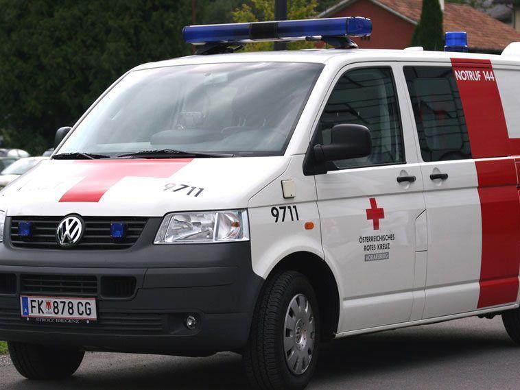 29-Jähriger aus Mittelberg erlitt bei Sturz vom Balkon schwere Verletzungen.