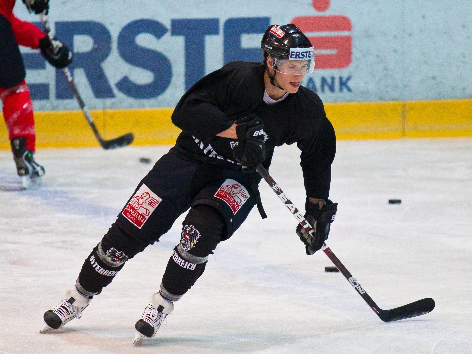 Obrist geht in Zukunft für Salzburg auf Punktejagd.