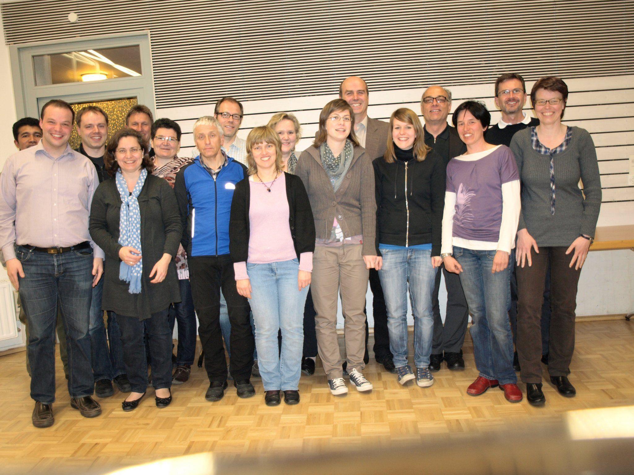 Der PGR Hatlerdorf stellt sich nach den Wahlen neu vor.