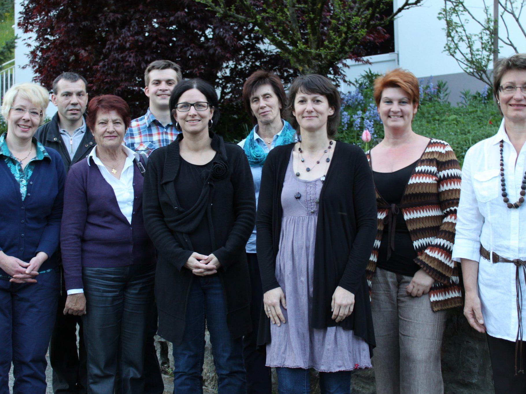 PGR 2012-2017 der Pfarre zur hl. Agnes in Klaus