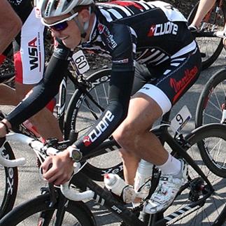 Patrick Konrad wurde guter Fünfter.
