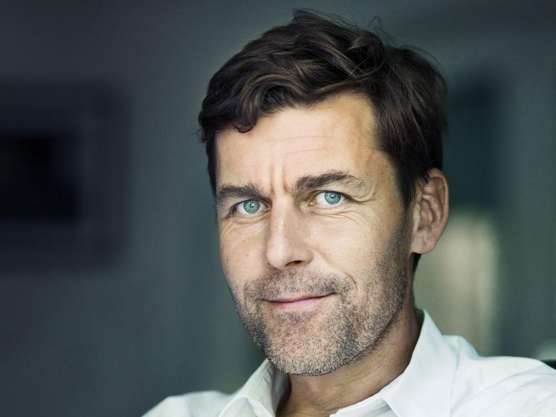 """Peter Stamm liest am 26. Mai mit Maja Rinderer im """"Schlössle""""."""