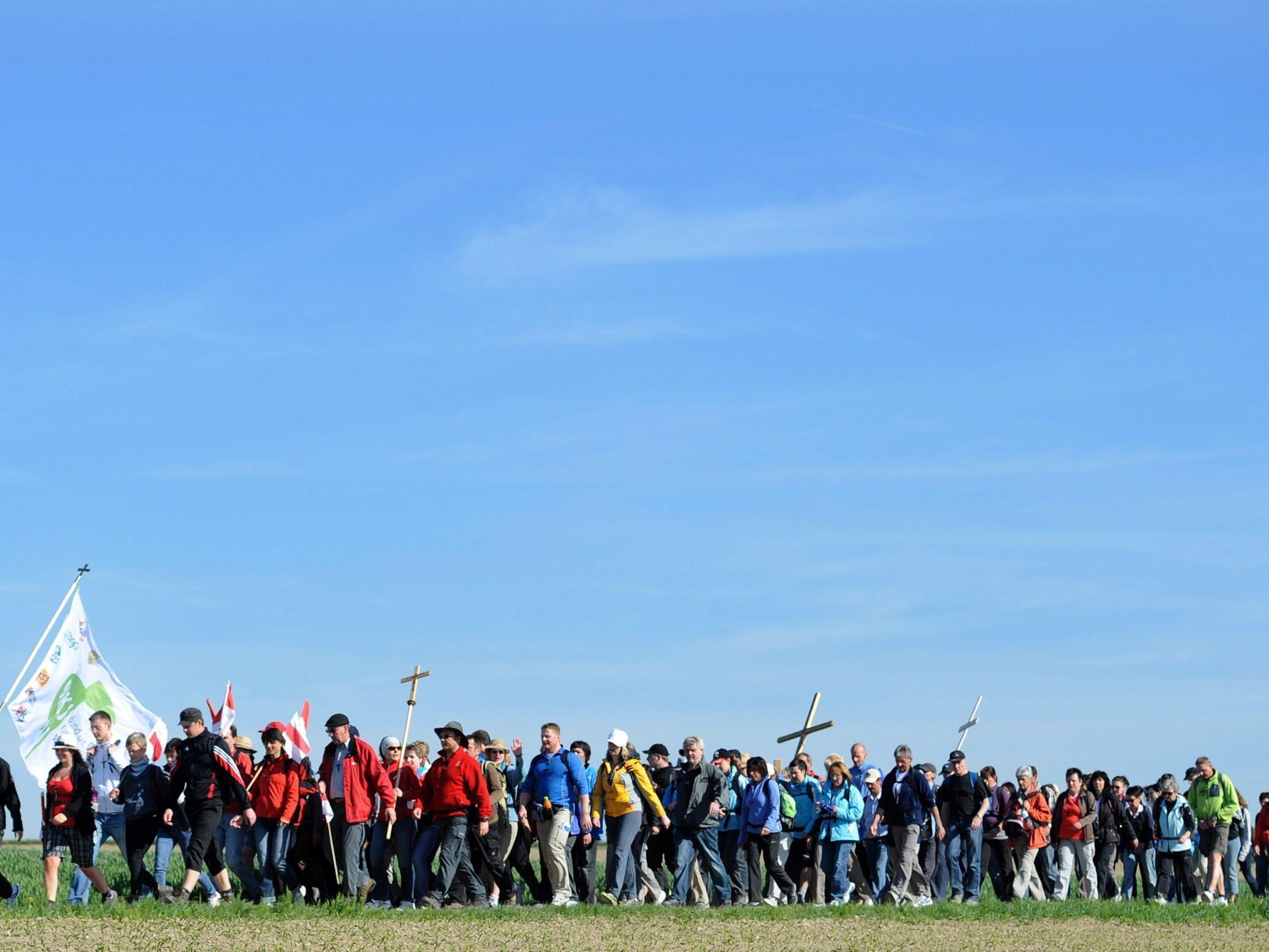 """""""Grenzüberschreitendes"""" Pilgern steht im Mittelpunkt der Tagung."""
