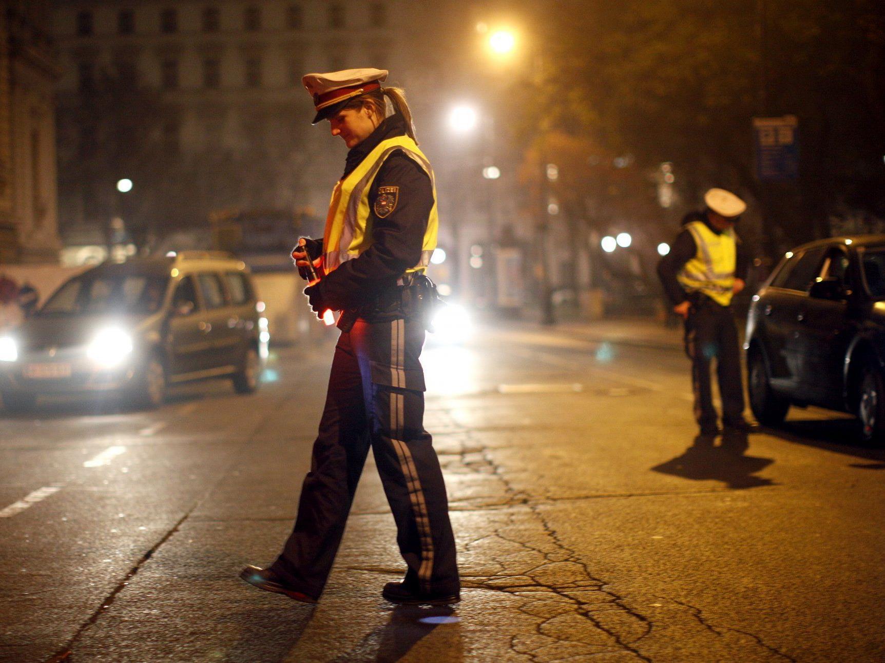 Der Tschetschene konnte von der Polizei gestellt werden.