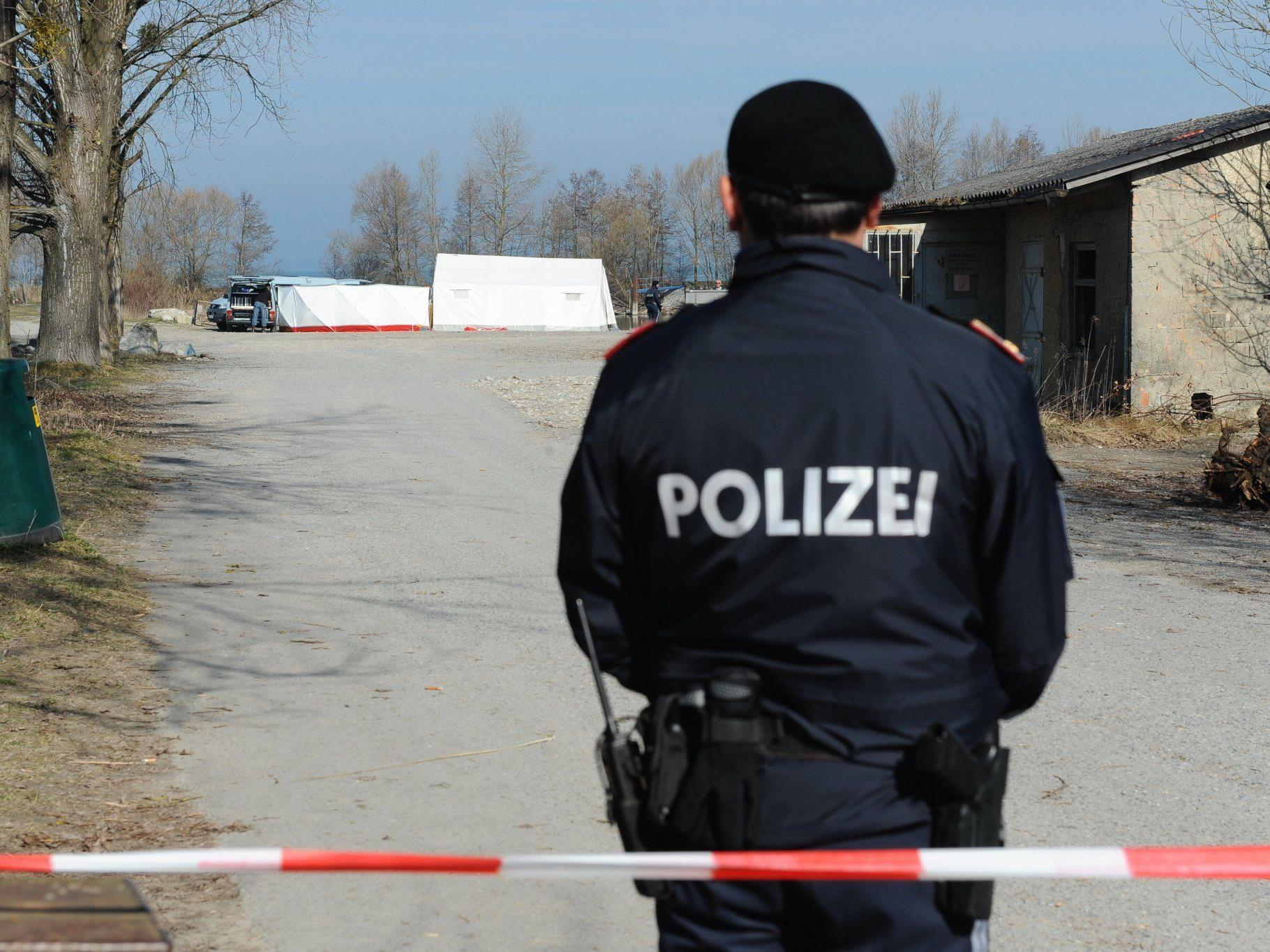 """Scherzbold"" geriet an echten Polizisten."