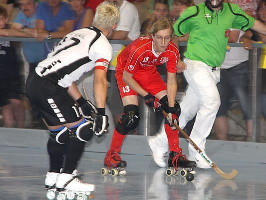 Wolfurt muss das Duell gegen Villach um den zweiten Platz gewinnen.