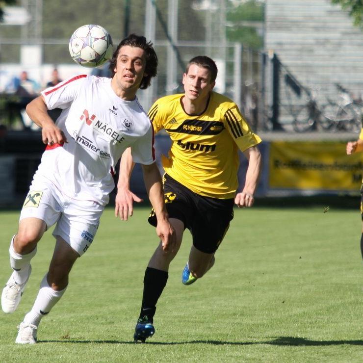 Deniz Erkan erzielte das zweite Tor für Rankweil in Lustenau.
