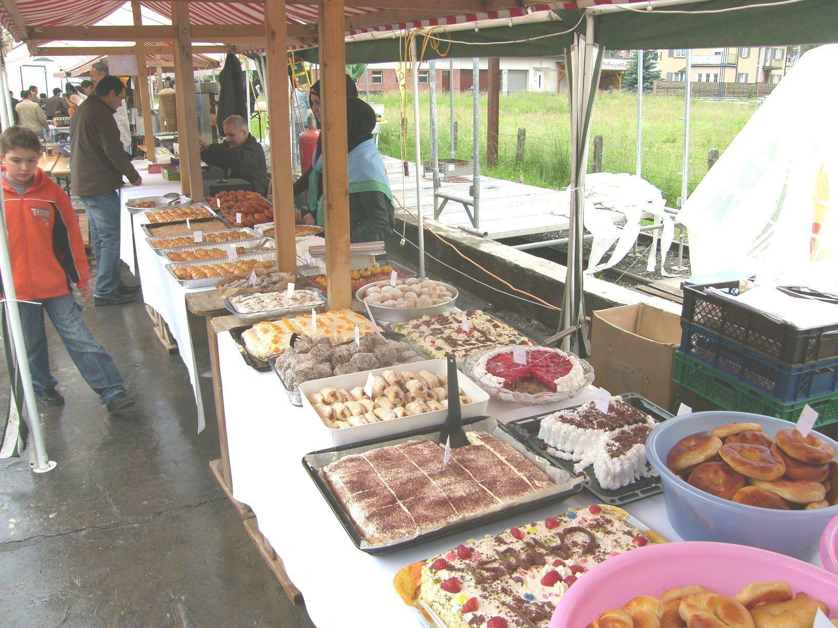 Ein Fest der Kulturen findet am Freitag, 11. Mai 2012 von 15 bis 19 Uhr in der Feldkircher Marktgasse statt.