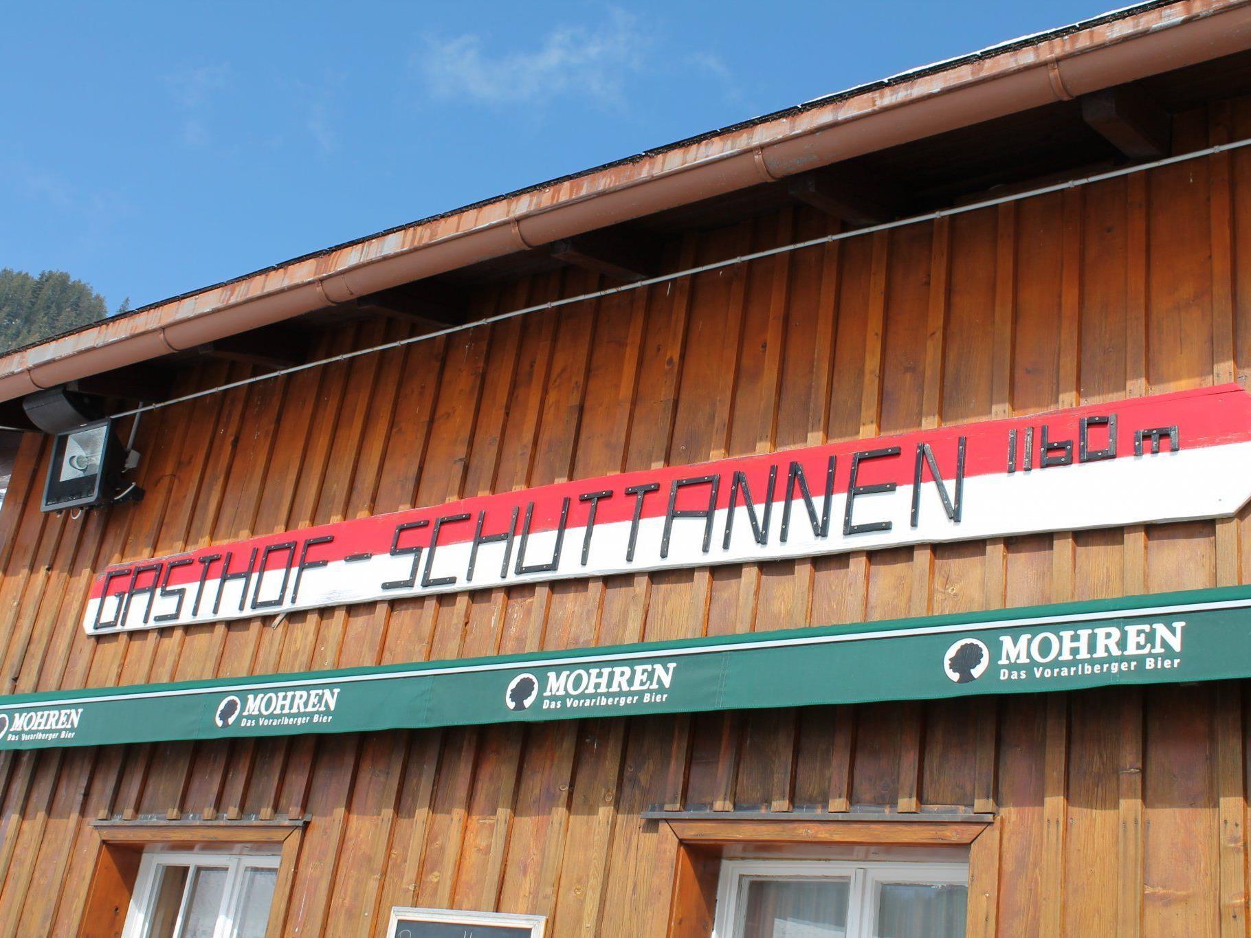 Berggasthaus Schuttannen