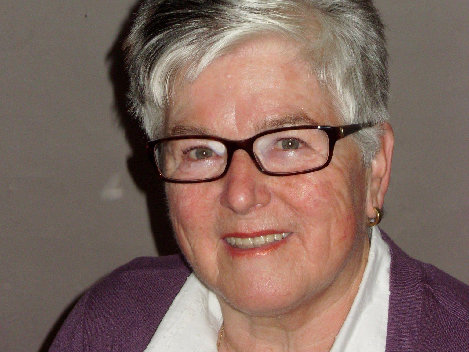 """Helga Schwärzler stellt ihr neues Buch """"Im Wort dohuom"""" vor"""