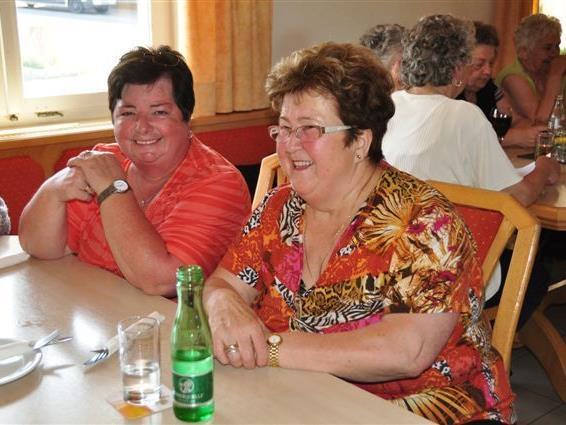 PVÖ-Ausflug: Ein Fest für die Mütter.