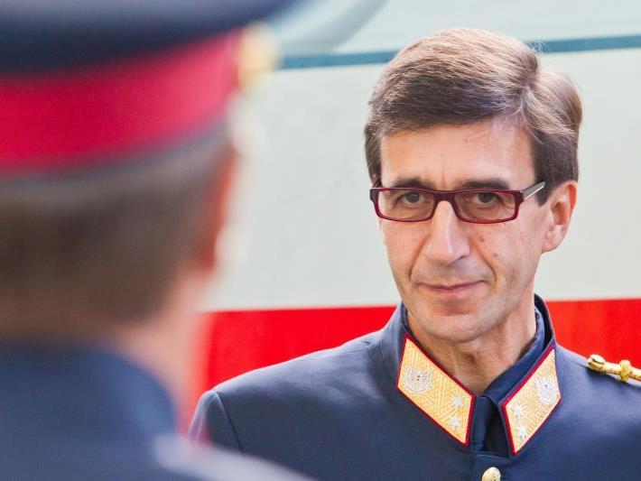 """Denz: """"Ich nehme an dem Wettbewerb um den Landespolizeidirektor teil."""""""