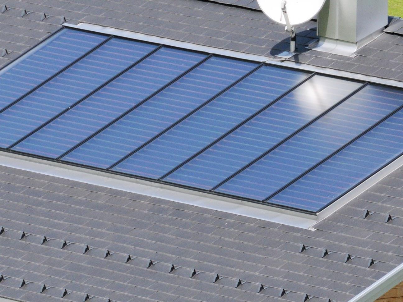 Ab Herbst verfügt Hard über das größte kommunale Solarkraftwerk in der Region.