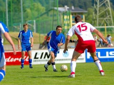 Ortsvereineturnier zu Pfingsten beim FC Schruns