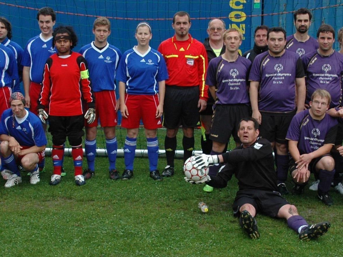 Fußball macht auch Menschen mit Behinderung enorm viel Spaß – die Europäische Fußballwoche fördert diesen Sport.