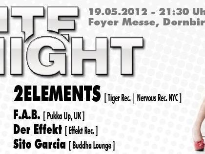 DEINE Nacht in WEISS! http://www.whitenight.at