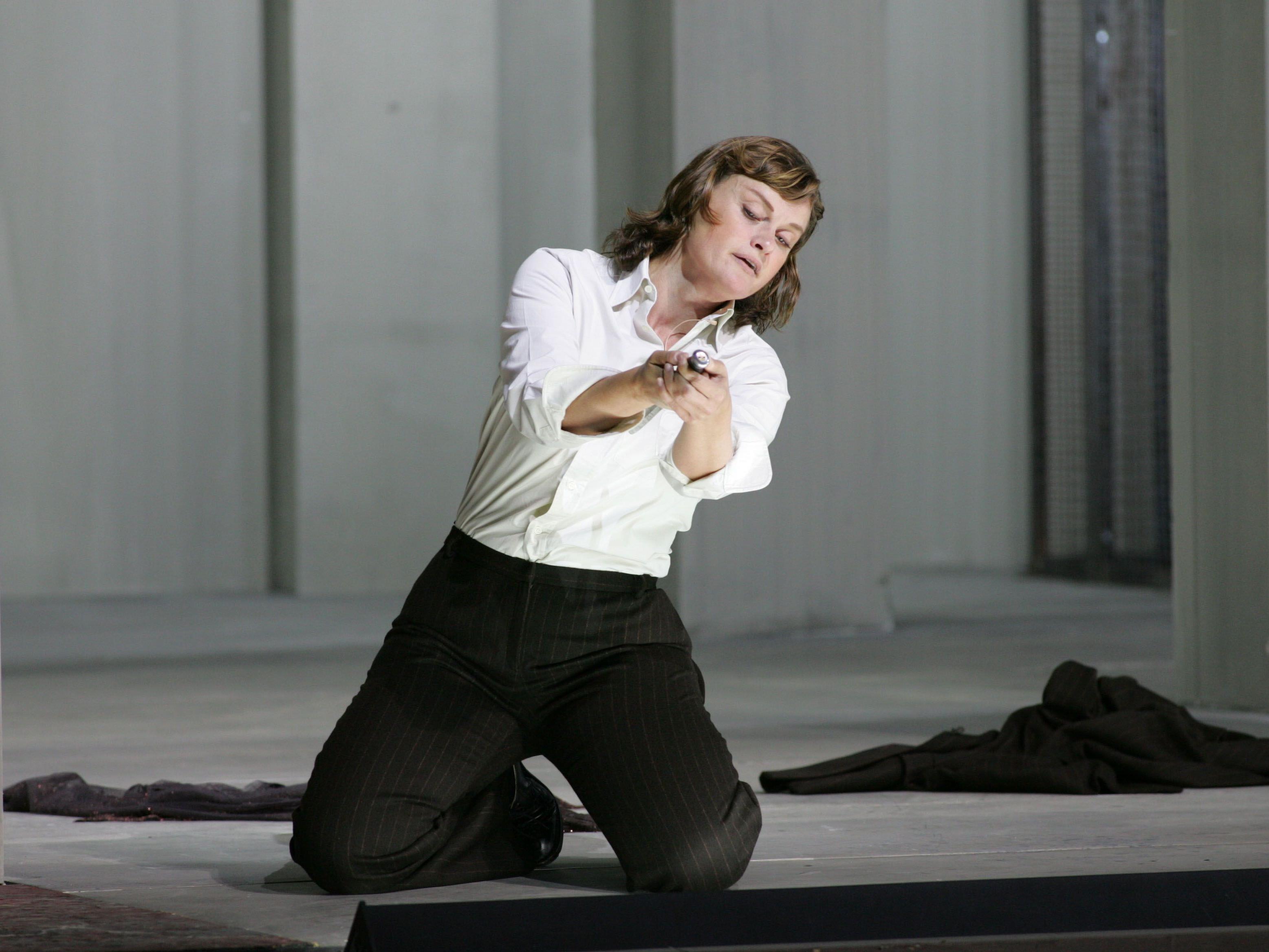 Mezzosopranisten Vesselena Kasarova verhalf dem Publikum zu einem mitreißenden Erlebnis.