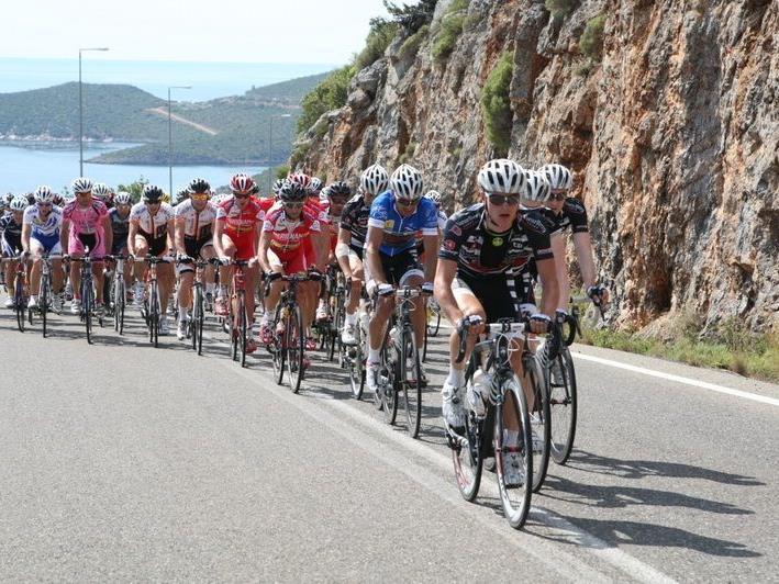 Das Team Vorarlberg gibt in Griechenland eine äußerst starke Vorstellung.